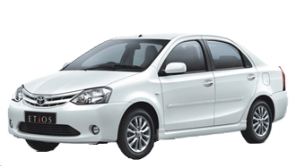 Image result for etios car white colour